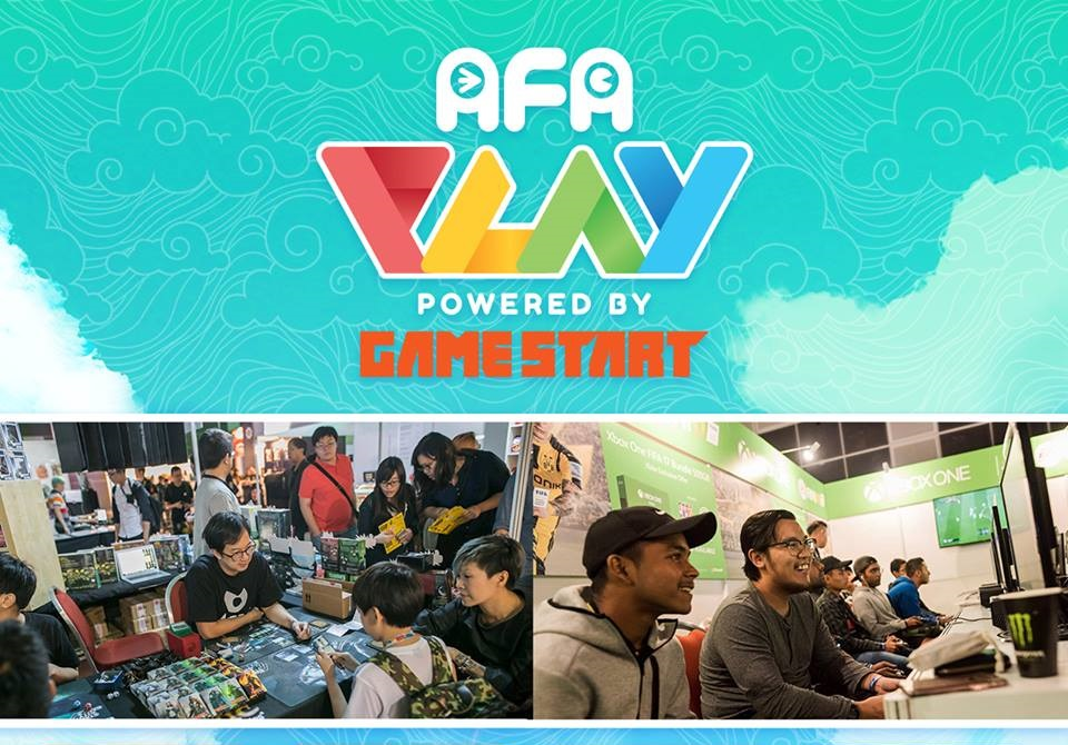 Get Hooked on AFA Play, Only at C3 AFA Jakarta 2018!