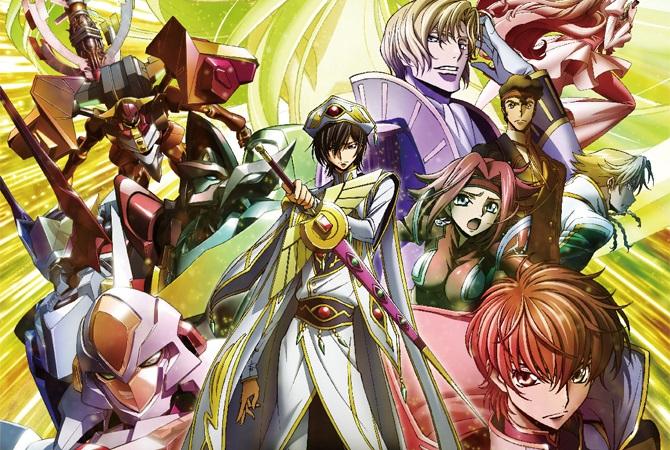 Code Geass: Lelouch of the Re;Surrection unveils new trailer and key visual