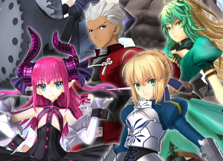 """""""Fate/Grand Order Arcade"""" Launched Today — 26th July, in Japan!"""