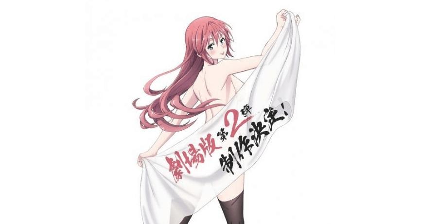 Trinity Seven fantasy harem series gets a second anime film