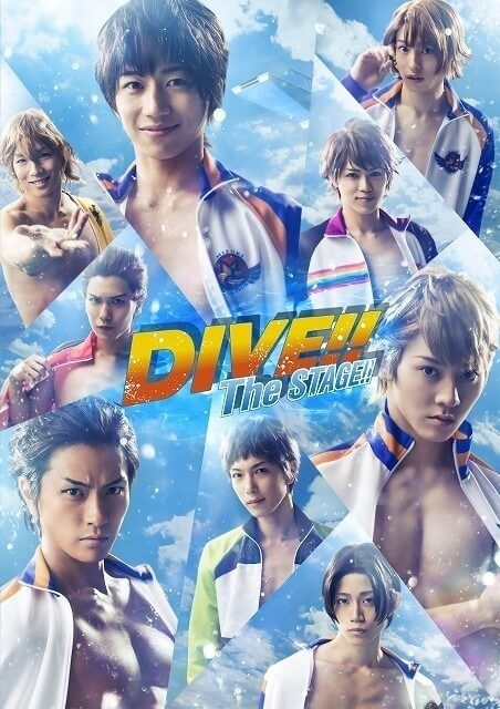 """Theatrical Adaptation """"Dive!! The Stage!"""" Reveals Full Cast and New PV"""