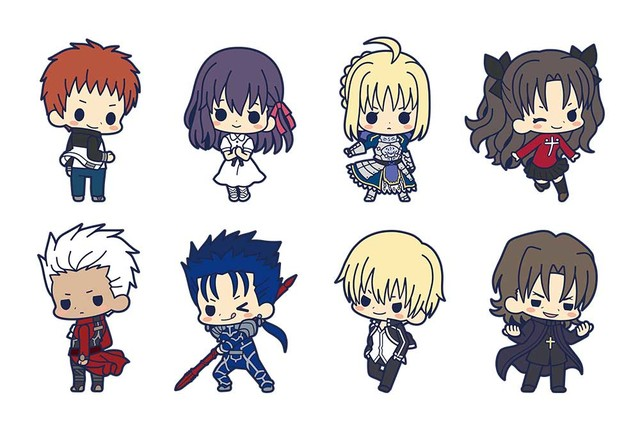 "Kotobukiya Releases ""Fate/stay night[Heaven's Feel]"" ES Line!"