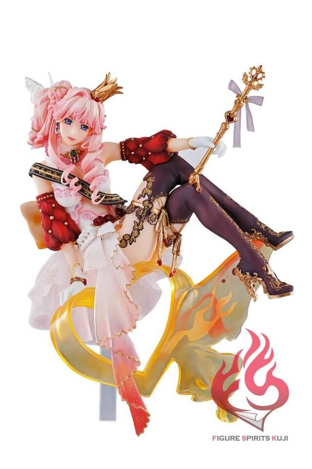 "New ""FIGURE SPIRITS KUJI"" to Feature ""Sheryl Nome"" Figures"