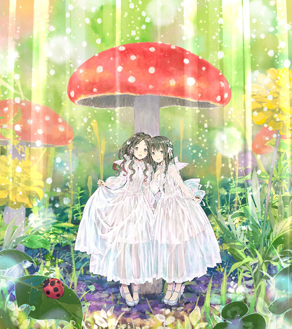"""ClariS Announces Fifth Album """"Fairy Party"""""""