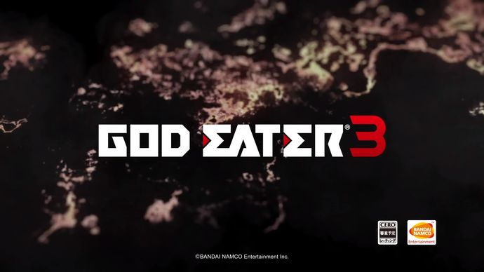 God Eater 3's ufotable-animated OP revealed during Tokyo Game Show 2018