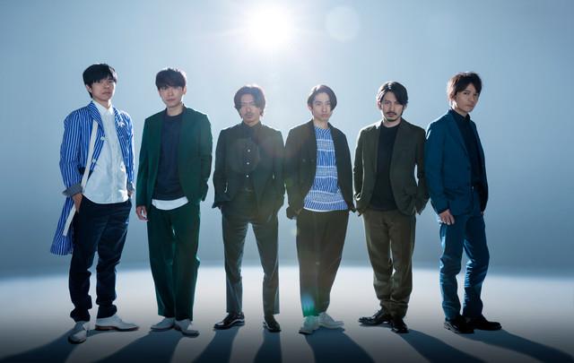 "New V6 Single Chosen as ""ONE PIECE"" Theme Song!"