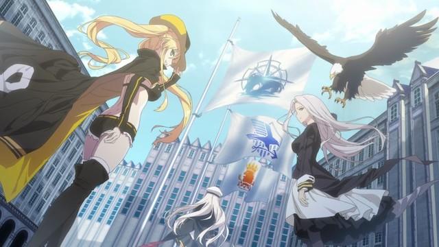 """Mobage """"Azur Lane"""" Announces TV Adaptation!"""