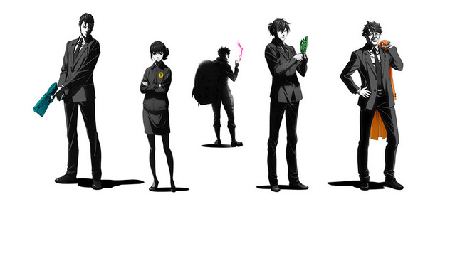 PSYCHO-PASS: Sinners of the System film trilogy to debut first 2 films during the Tokyo Film Festival