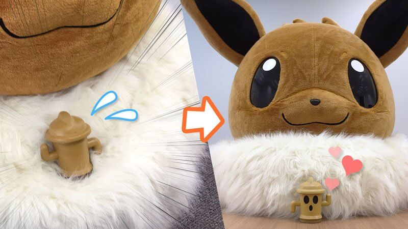 Eevee is arriving in Animal Crossing: Pocket Camp with a special event