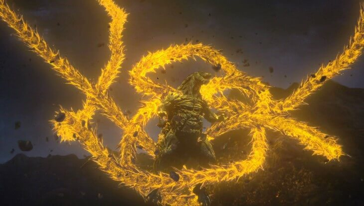 Here is Godzilla: The Planet Eater's anime film's final trailer