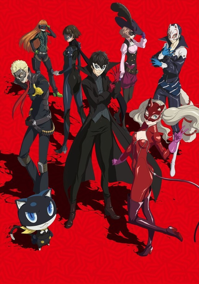 """""""PERSONA5 the Animation"""" Announces Year-End Special """"Dark Sun""""!"""