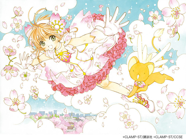 See Your Future with these Free Cardcaptor Sakura Tarot Cards!