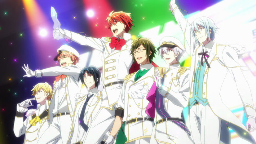 iDOLiSH7 Second Beat! TV anime previews new OP song in latest PV