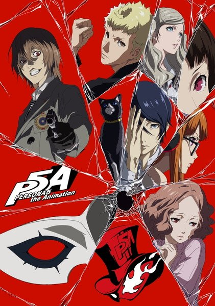 Persona 5 TV special reveals new video and key visual