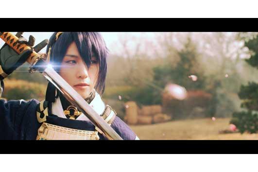 Live-action Touken Ranbu film reveal still images