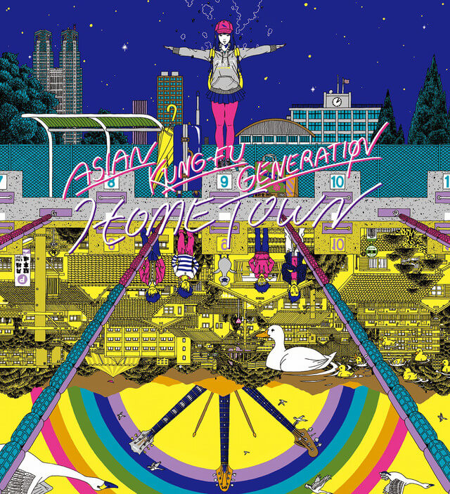 ASIAN KUNG-FU GENERATION to Release New Album 5th December
