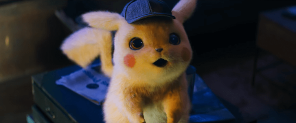 Detective Pikachu's new trailer teases some feels and celebrates Earth Day