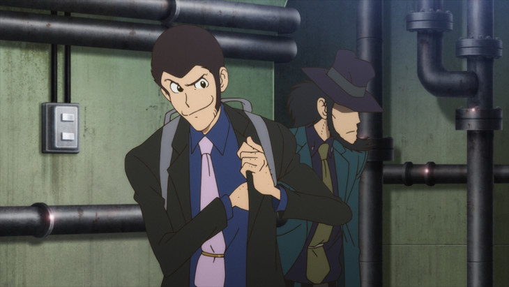 Lupin III TV anime special announced for winter