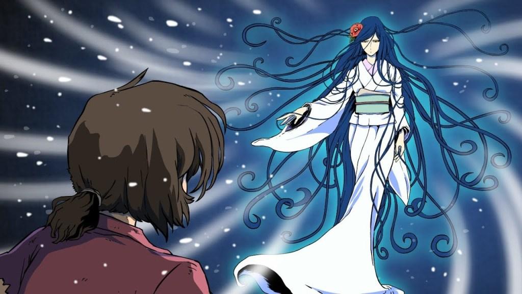 Space Battleship Yamato creator Leiji Matsumoto creates animated Yuki Onna short