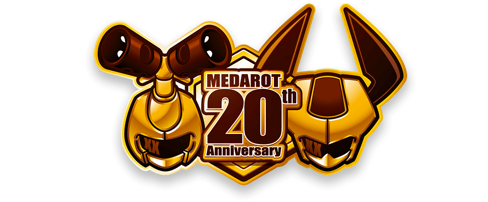 Medabots launches countdown clock for 20th anniversary celebration