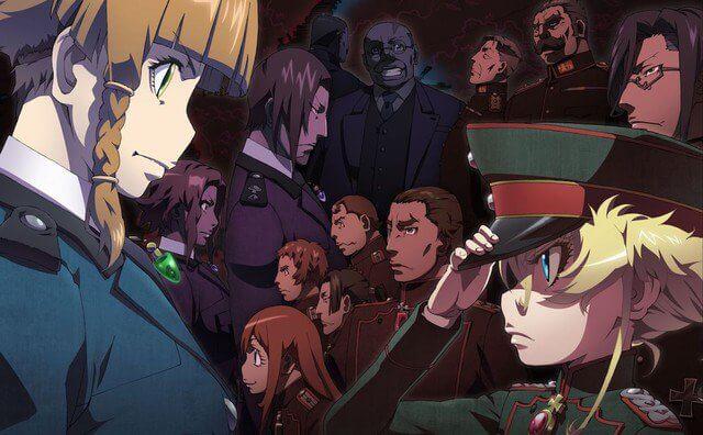 Saga of Tanya the Evil anime film reveals full trailer, additional cast