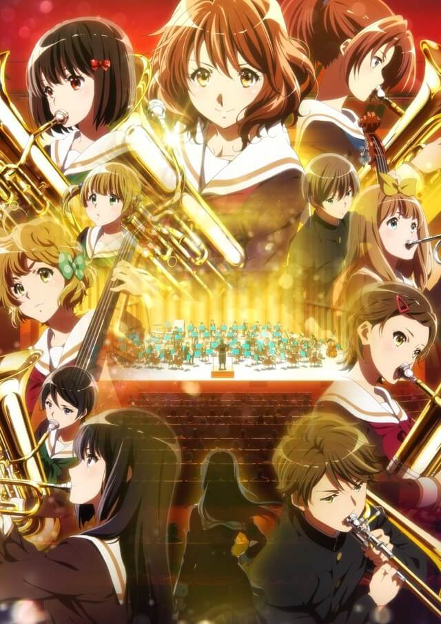 Sound! Euphonium The Movie: Oath's Finale film releases trailer