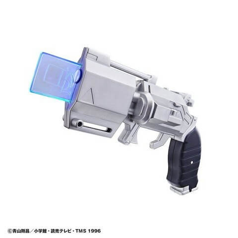 Kaitou Kid inspires card gun glow sticks