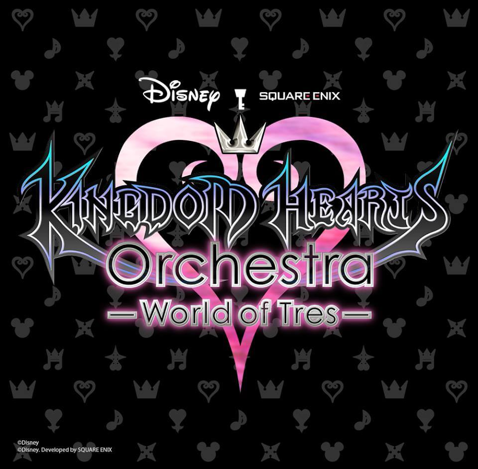 Kingdom Hearts Orchestra –World of Tres- Announced, Singapore leg revealed