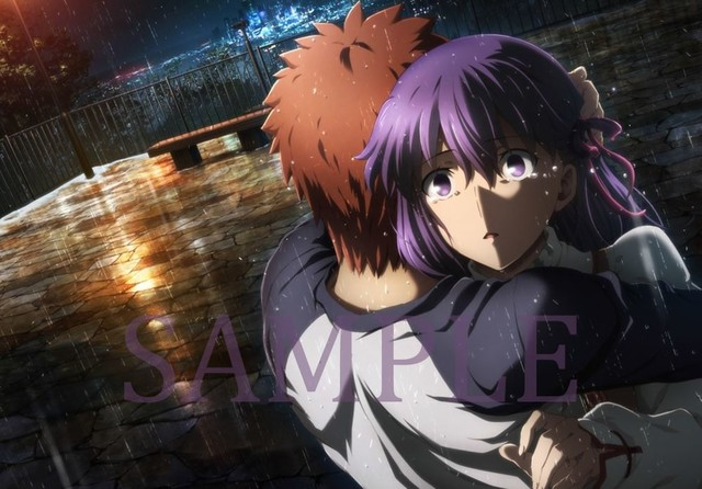 """""""Fate/stay night[HF]"""" Conclusion """"III.spring song"""" Announced for 2020"""
