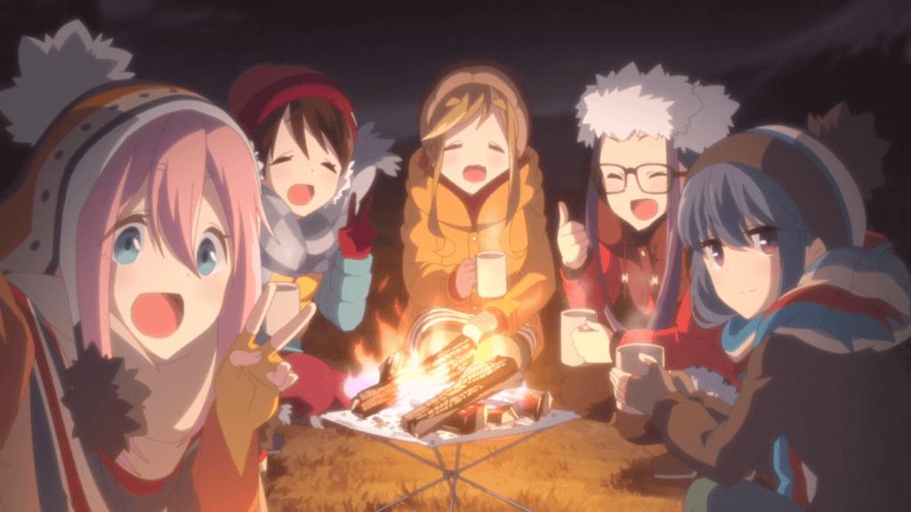 Yuru Camp to move from  Manga Time Kirara Forward to a new app