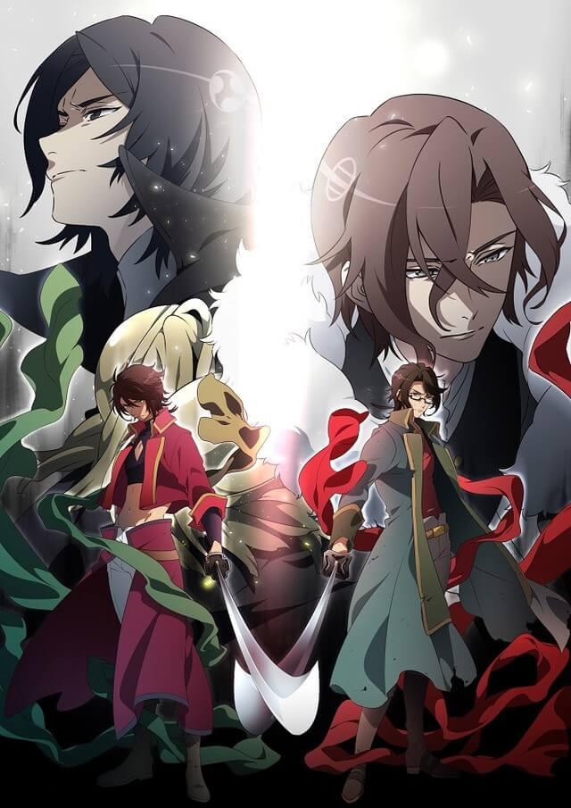 DEEN's samurai anime, Bakumatsu, is getting a second season