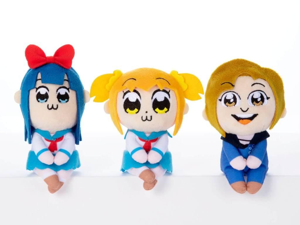 So, Shouta Aoi is getting his own Pop Team Epic plushie…