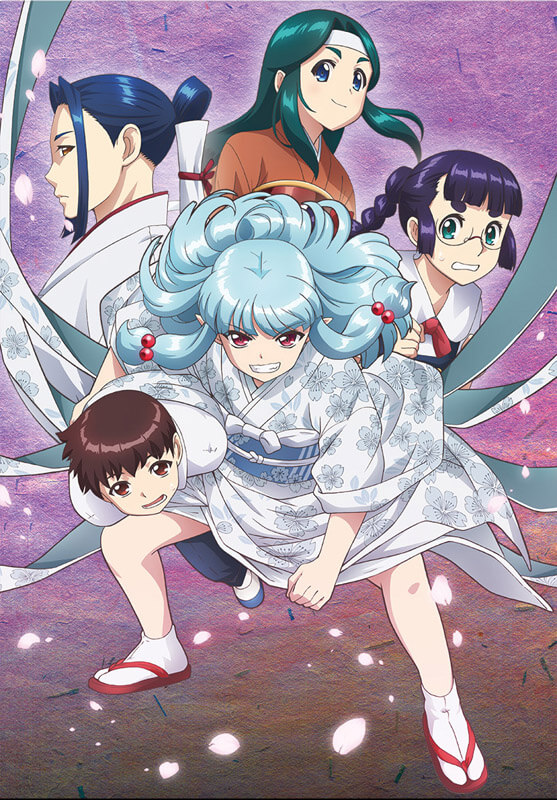 Tsugumomo OVA reaches crowdfunding goal in just 14 hours
