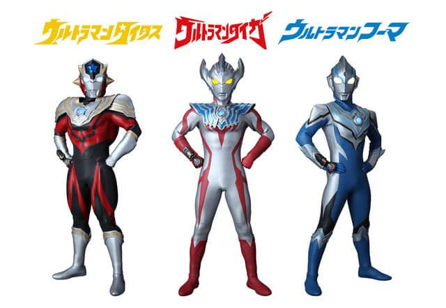 Ultraman Taiga set for global release