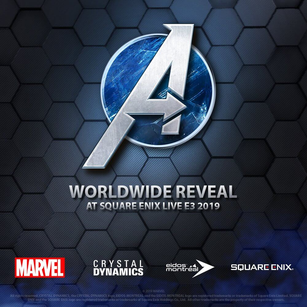 Square Enix is doing a Marvel game based on the Avengers