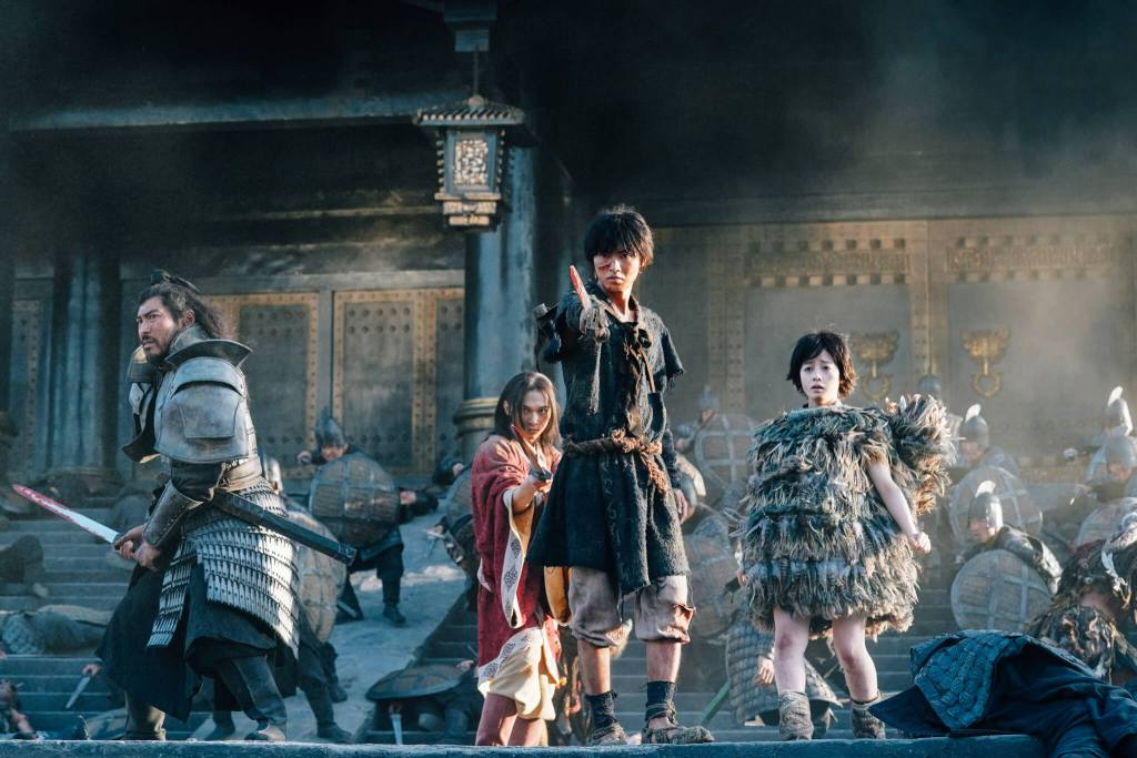 "Review: ""KINGDOM"" comes to SG"