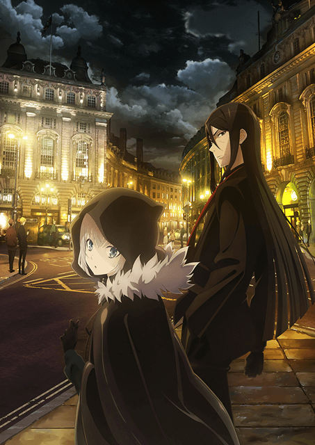 Fate spin-off 'Lord El-Melloi II's Case Files' reveals visual and release date