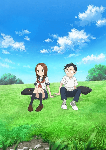 Teasing Master Takagi-san Season 2 reveals new PV and key visual
