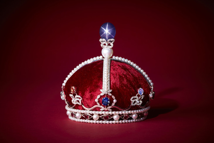 'World's Only Jewelry Art Exhibition' to feature Princess Knight replica crown worth 300 million yen