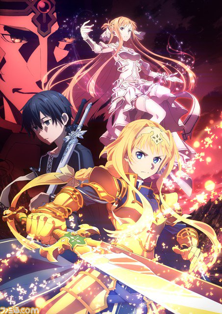 Sword Art Online: Alicization's 2nd part reveals new PV and visual