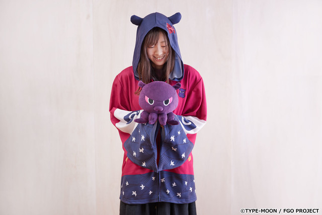 Foreigner Hokusai from Fate/Grand Order gets own life-size plushie
