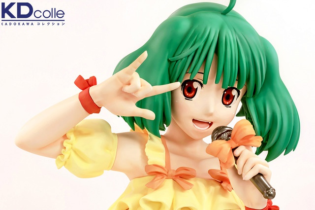 Macross Frontier's Ranka Lee gets her own life-size figure, to be displayed at C3 AFA Tokyo