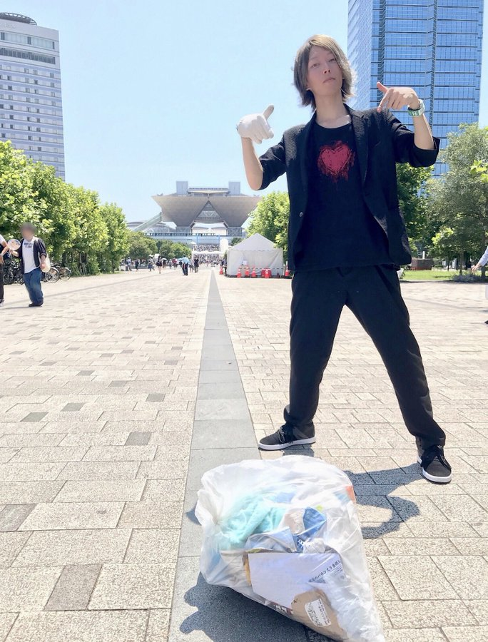 Comiket 96 cleanest in 5 years according to volunteer