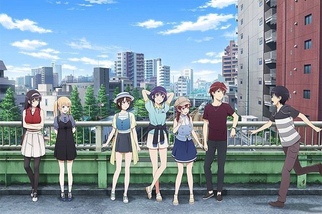 Saekano film debuts at #5 but has the highest satisfaction rating from moviegoers