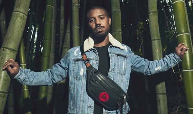 Black Panther's Michael B. Jordan launches his own Naruto-inspired high-end apparel