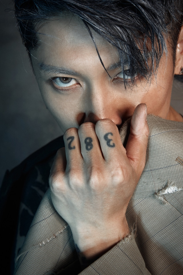 "MIYAVI Single ""Other Side""  Selected as ""ID:INVADED"" End Theme"