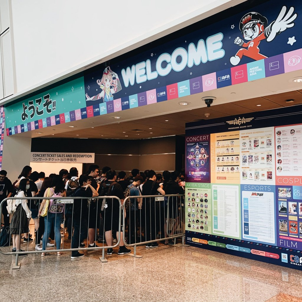 C3AFASG19 Event Report: Fans Feel the FOMO!