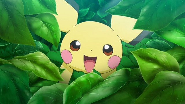 New Pocket Monster TV anime PV previews Ash's Pikachu as a Pichu