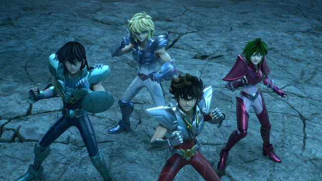 Knights of the Zodiac: Saint Seiya Part 2 anime to get global Netflix premiere in January