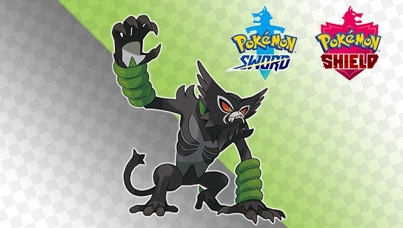 Pokemon Sword and Shield introduces new mythical Pokemon, Zarude